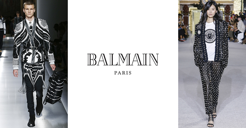 The French fashion house Balmain was founded in by Pierre Balmain and was one of the driving forces in reestablishing lavish couture after the second World War. The house was known for its luxurious and classic designs, and outfitted the likes of Sophia Loren, Ava Gardner, Katharine Hepburn and Brigitte Bardot. Balmain Outlet Store Online is the one-stop shop for discount Balmain.