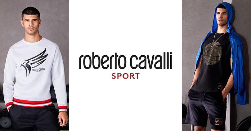 reputable site b44df 23519 Roberto Cavalli Sport - Vitkac shop online