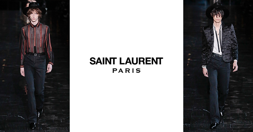 aa14faece541d Saint Laurent - Vitkac shop online