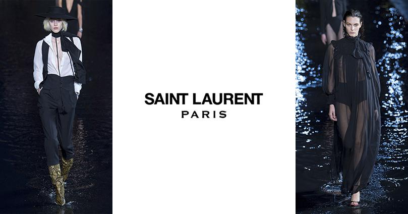 a0e2bf7f3cc Saint Laurent - Vitkac shop online