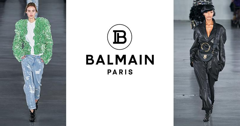 93fab8378f8f4b Womenswear Balmain - kolekcja damska » Vitkac